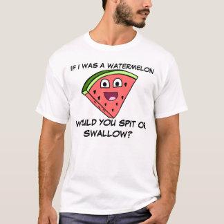 Hilarious Watermelon Joke T-Shirt