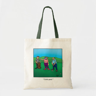 Hilarious Woman's Golf Tote Gift
