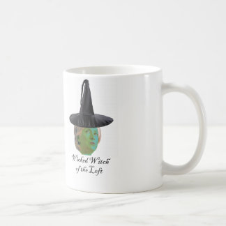 Hilary Clinton: Wicked Witch of the Left Coffee Mug
