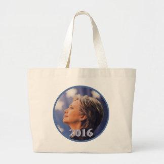 Hillary 2016 tote bag