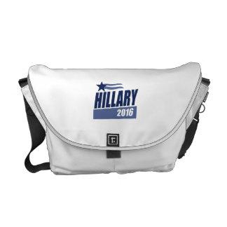 HILLARY 2016 CAMPAIGN BANNER MESSENGER BAG