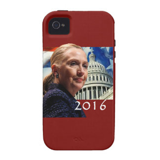 Hillary 2016 vibe iPhone 4 cover