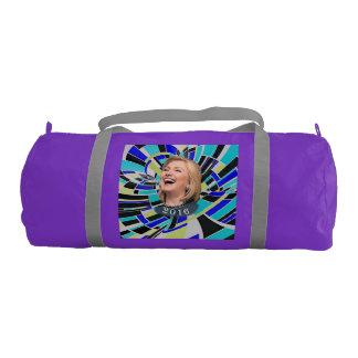 Hillary 2016 gym duffel bag