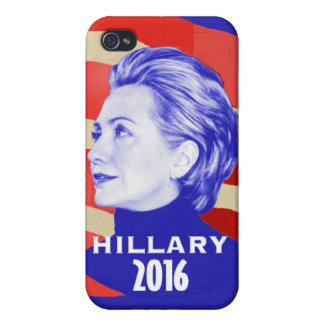 HILLARY 2016 iPhone 4 COVER