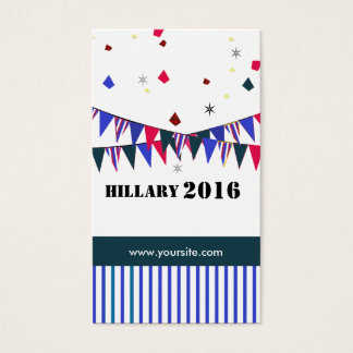 Hillary 2016 Promotional Modern  American Election
