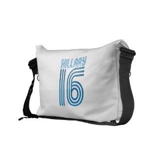 HILLARY 2016 VINTAGE MESSENGER BAGS