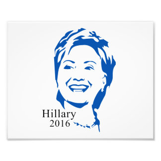 HIllary 2016 Vote HIllary Clinton for President Photograph