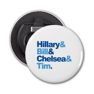 Hillary and Bill and Chelsea and Tim