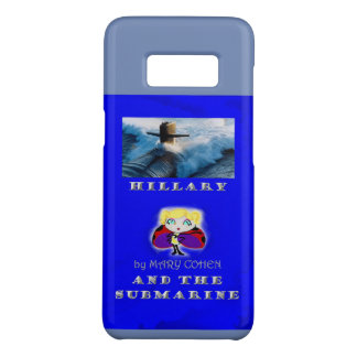 Hillary and the Submarine Case-Mate Samsung Galaxy S8 Case