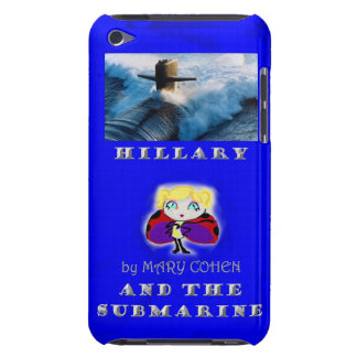 Hillary and the Submarine iPod Case-Mate Case