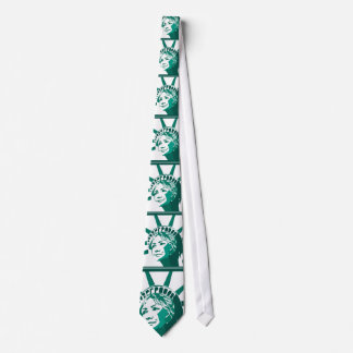Hillary as Lady Liberty Tie