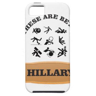 hillary bad iPhone 5 case