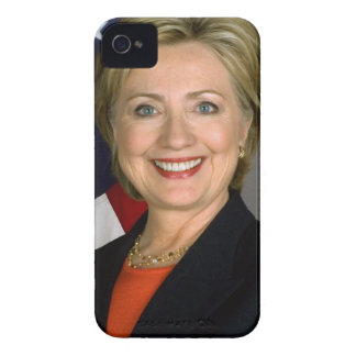 Hillary Clinton2 iPhone 4 Cover
