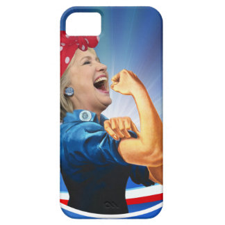 Hillary Clinton 1st Woman Presidential Nominee iPhone 5 Cover