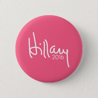 Hillary Clinton 2016 Campaign Gear Pink 6 Cm Round Badge