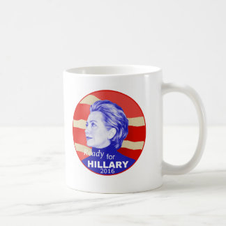 Hillary Clinton 2016 Coffee Mug