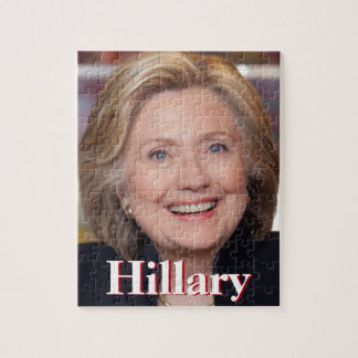 Hillary Clinton 2016 Jigsaw Puzzle