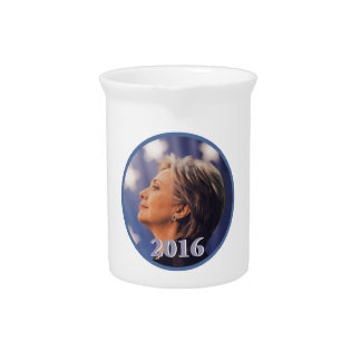 Hillary Clinton 2016 Pitchers