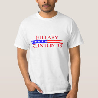 Hillary Clinton 2016 Presidential Election T-Shirt