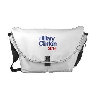 HILLARY CLINTON 2016 SIMPLE MESSENGER BAG