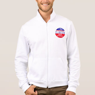 Hillary Clinton  2016 Printed Jacket