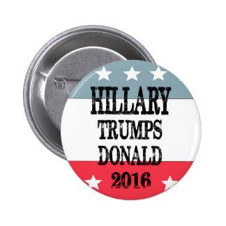 Hillary Clinton buttons