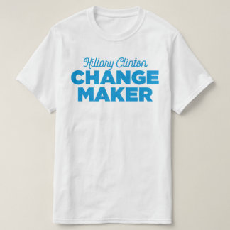 Hillary Clinton Changemaker T-shirt