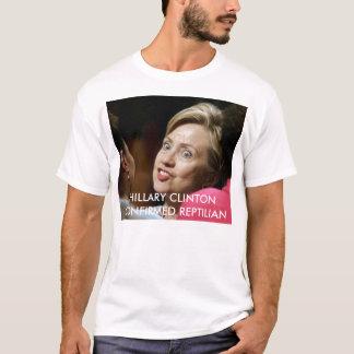 HILLARY CLINTON CONFIRMED REPTILIAN T-Shirt