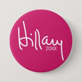 Hillary Clinton Designer Campaign Gear 7.5 Cm Round Badge