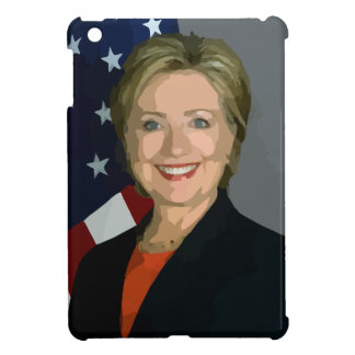 Hillary Clinton election 2016 Case Glossy Mini Cover For The iPad Mini