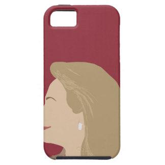 Hillary Clinton Feminist iPhone 5 Cases