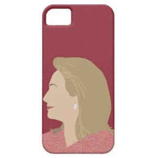 Hillary Clinton Feminist iPhone 5 Cover