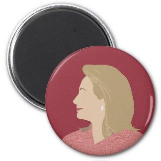 Hillary Clinton Feminist Magnet