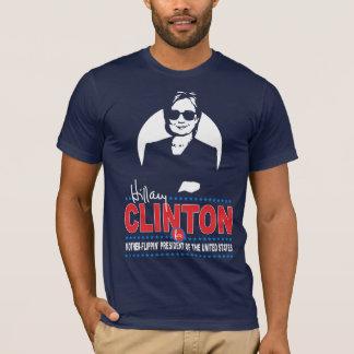 Hillary Clinton for Mother-Flippin' President T-Shirt