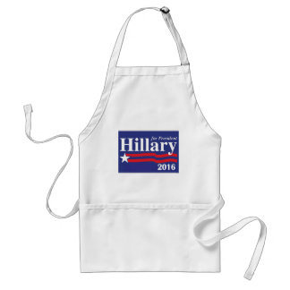 Hillary Clinton for President 2016 Aprons