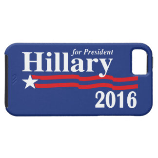 Hillary Clinton For President 2016 iPhone 5 Case