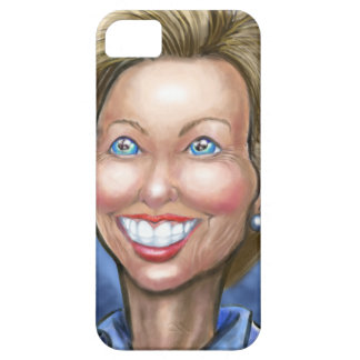 Hillary Clinton iPhone 5 Covers