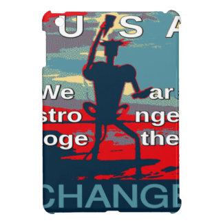 Hillary Clinton latest campaign slogan for 2016 iPad Mini Cover