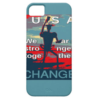 Hillary Clinton latest campaign slogan for 2016 iPhone 5 Cover