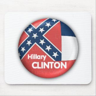 Hillary Clinton Mississippi Mousepad