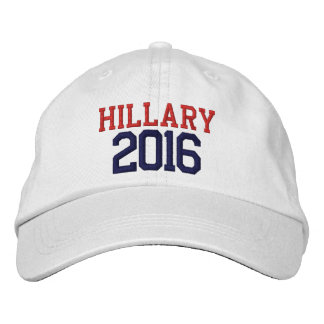 Hillary Clinton President 2016 Embroidered Baseball Caps