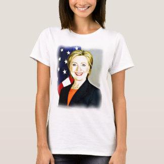 Hillary Clinton-President of USA_ T-Shirt