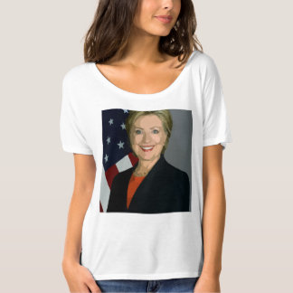 Hillary Clinton presidential election 2016 Women's Tshirts