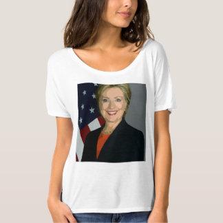 Hillary Clinton presidential election 2016 Women's Tshirts
