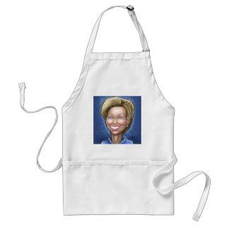 Hillary Clinton Standard Apron