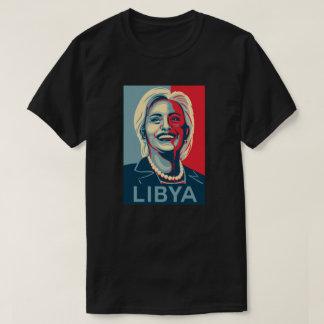 Hillary Clinton T-Shirt - Libya