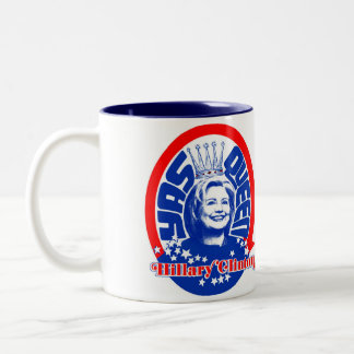 Hillary Clinton Yas Queen Mug