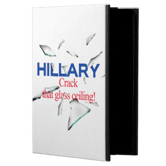 Hillary, Crack that glass ceiling
