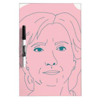 Hillary Dry Erase Board