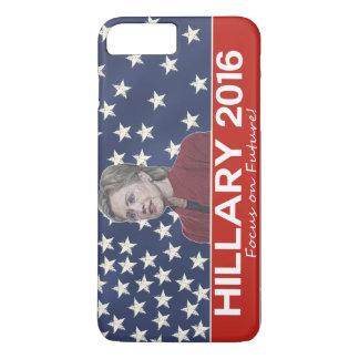 Hillary Focus on Future iPhone 7 Plus Case